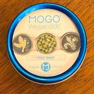 Mogo magnetic charms
